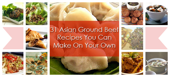 31 asian ground beef recipes you can make on your own for What can you cook with ground beef