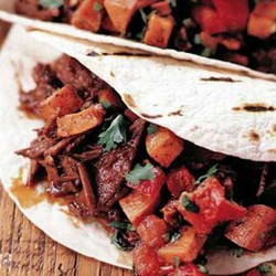Chipotle Maple Barbecue Beef Brisket Recipe