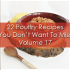 22 Poultry Recipes You Don't Want To Miss: Volume 17