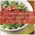 22 Salad Recipes You Don't Want To Miss: Volume 14