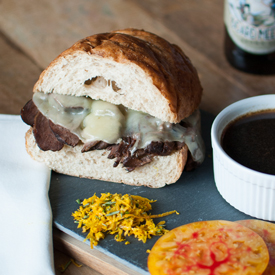 Beer French Dip