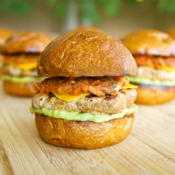 Fully Loaded Tex Mex sliders