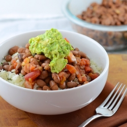 Grain Free Burrito Bowl Vegan