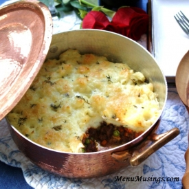 High Class Shepherd's Pie