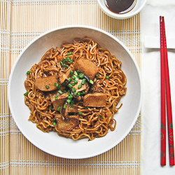 Stir Fried Ramen Noodles
