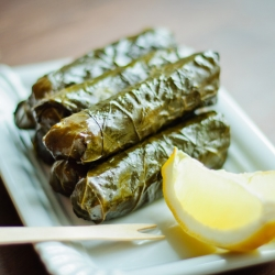 Vegetarian Homemade Dolma